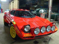 Lancia Stratos..