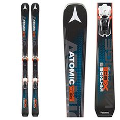 Atomic Vantage X 80 CTI Skis with Warden 13 Bindings 2017  166cm >>> To view further for this item, visit the image link. (This is an affiliate link)