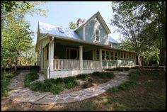 Absolutely wonderful remodel of a 1940ish TN Farm House on 12.17 Acres near Knoxville.  Knox MLS 773149.  My dream home.
