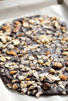 Vegan Sweets, Vegan Desserts, Healthy Desserts, Just Desserts, Delicious Desserts, Vegan Recipes, Cooking Recipes, Yummy Food, Coconut Oil Chocolate