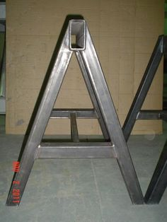 WeldingWeb™ - Welding forum for pros and enthusiasts Welding Cart, Welding Shop, Diy Welding, Welding Table, Welded Metal Projects, Welding Projects, Metal Working Tools, Metal Tools, Metal Furniture