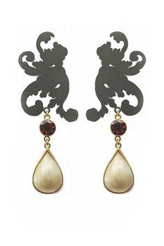 Marianne Anderson, Earrings, 2008