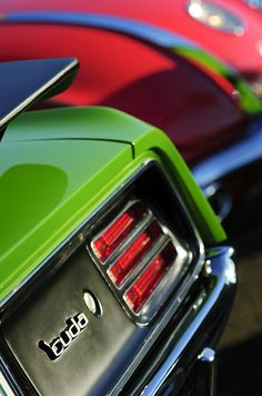 Photograph - 1970 Plymouth Barracuda Cuda Taillight Emblem by Jill Reger , Best Muscle Cars, American Muscle Cars, Plymouth Barracuda, Car Advertising, Us Cars, Car Photography, Tail Light, Mopar, Custom Cars
