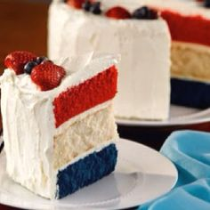 Fourth of July cake anyone?