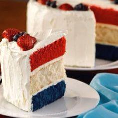 Fourth of July cake anyone?
