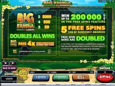 Vegas Slot casino kasinobonus