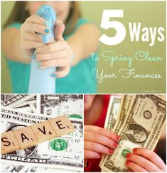 Five simple, practical tips to help you save thousands. Spring Clean Your Family Finances so you can give more generously and put cash in the bank now!