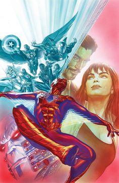 Alex Ross - Spider-Man
