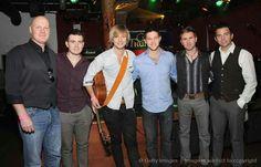 Very handsome lads Celtic Thunder!!! ;-)