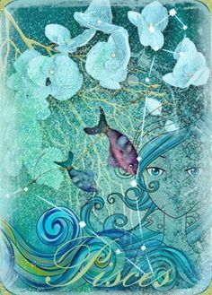 Pisces: #Pisces the Fish. What makes YOU tick?  Sign up for a chance to win a FREE #astrology reading! www.insideconnection.tv  Winners chosen monthly.