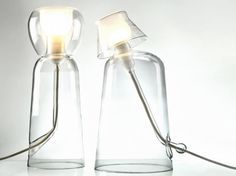 Fioriness Lamps by Laurent Corio.