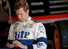 Brad Keselowski Photos: NASCAR Testing - Chicagoland