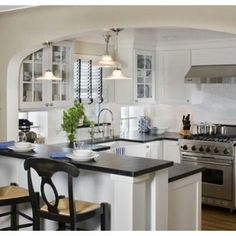 Small compact kitchen,,,NICE