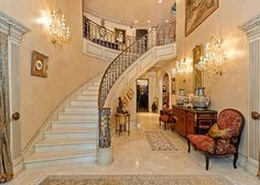 #Resort like feel with plush landscaping and recent pool. 3rd floor has 2500 sq ft playroom-storage area is served by elevator & elegant winding front staircase. 2-2 guest house has ext and int access & large balcony overlooking pool and yard. #Dallas #Luxury #Homes $5,495,000