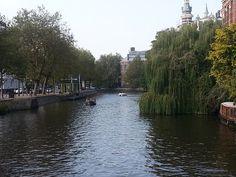 Channel, Amsterdam, Europe