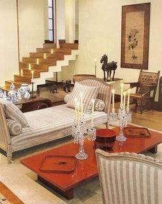 Celebrity Homes: Kenzo Takada /Paris, Penthouse/