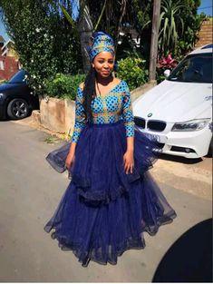 Beautiful Dresses In Africa 2020 ⋆ Africanstylesforladies African Traditional Wedding, African Traditional Dresses, Traditional Wedding Dresses, Traditional Outfits, African Attire, African Wear, African Fashion Dresses, African Dress, Wedding Dresses South Africa
