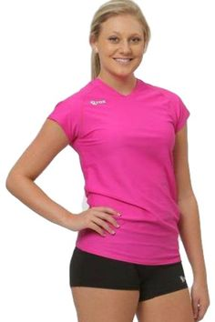 Vision Cap Sleeve Closeout Volleyball Jersey