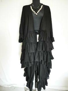 Skullz London Black Dimitri Jacket