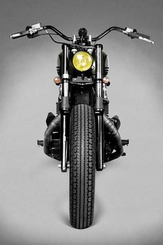 Custom Triumph Bonneville | Ton-Up Garage Custom | Triumph | Triumph Bonneville | custom motorcycle | way2speed.com