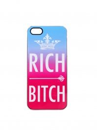 Rich B*tch iPhone 5 and 5s Case by Zero Gravity - ShopKitson.com