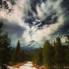 Round the mountain tour of Shasta (via Arc'teryx athlete Forrest Coots)
