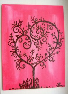 13 Best Valentine S Day Painting Ideas Images Valentine S Day Diy