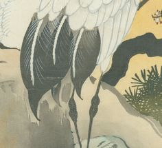 detail of fukusa, Meiji (1868-1911). Yorke Antique Textiles