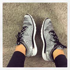 3994e96deef57 Nike free run 5.0 flyknit love these! Nike Free Runs