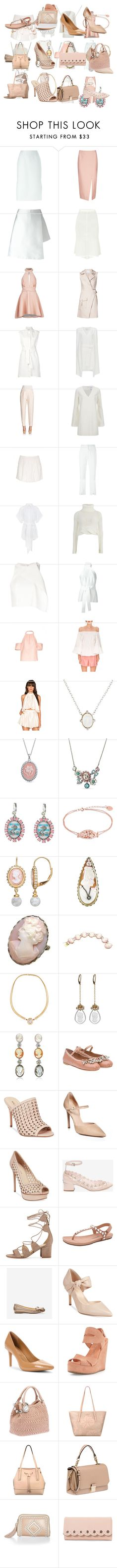 """""""Untitled #3686"""" by luciana-boneca on Polyvore featuring C/MEO COLLECTIVE, Cameo, Bling Jewelry, Betsey Johnson, Alex Monroe, SOPHIE MILLER, Vans, Sophia & Chloe, Mia & Beverly and Miu Miu"""