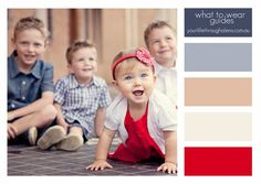 red, white & blue    ... what to wear guide: siblings » Your Life Through a Lens Photography – vibrant and fun lifestyle photography for trendy and relaxed families