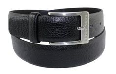 HUGO BOSS Black Leather Belt Mens (34) HUGO BOSS. $85.00