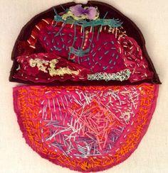 Marina Godoy / hand embroidery