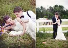 What romantic and intimate pictures. Without being awkward.
