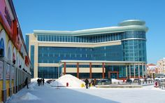 Here's a great opportunity for citizens of CIS countries! USATU has many interesting degree programs, but the university's core is the innovation. So why not study Инноватика there?  http://studyuniversity.info/course/27414/-innovation-  Photo: Qweasdqwe (Wikipedia)