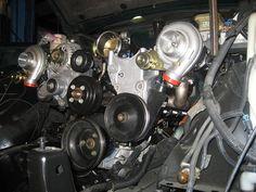 91 s10 4.3 turbo kit