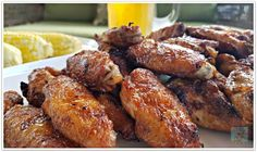 Easy And Delicious Homemade BBQ Chicken Wings Recipe