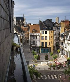 Street View, Construction, Earth, Building, Normandie, Buildings, Mother Goddess, World, The World