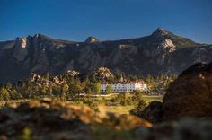 """Great Roads To Great #Chefs At The Stanley Hotel. Award winning chefs prepare a five course meal with wine parings, plus a reception. These """"pop-up"""" restaurants will be featured throughout the winter and spring of 2014."""