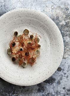 Spectacular food photography by Line Klein, a Copenhagen-based acclaimed editorial photographer.