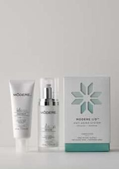 Modere I/D Anti-aging System | The I/D system is a revolutionary, clinically proven anti-aging system that will make your skin look younger not only now, but days, weeks, and even years from now.