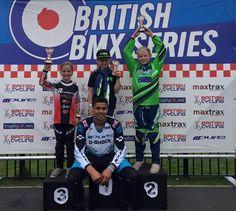 #cyclopark ambassador Elsa got 2nd and 3rd at Rounds 7 & 8 of the BMX National series this weekend. Congrats Elsa! - http://ift.tt/1HQJd81