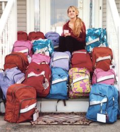 1990's L.L.Bean back packs