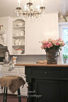 FRENCH COUNTRY COTTAGE: White Dishes ~ Inspirations