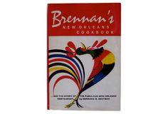 Brennan's New   Orleans  Cookbook, $49.00.  Vintage. Christopher de Lotbiniere's Rare Books