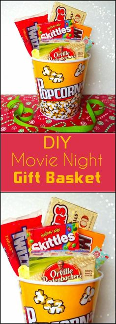 Not to fret at all we have these DIY gift basket ideas which come in handy, feasible and also absolutely budget plan friendly to attempt yourself at residence. These DIY gift. Kids Gift Baskets, Gift Baskets For Women, Raffle Baskets, Basket Gift, Cheap Gift Baskets, Basket Crafts, Diy Christmas Baskets, Diy Christmas Gifts, Inexpensive Christmas Gifts