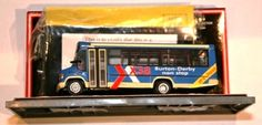 TOY CORGI PLAXTON BEAVER 2 TRENT BUSES No. 43406 X38 BURTON BUS  Our Price £10  Contact www.Browse-a-while.com to purchase
