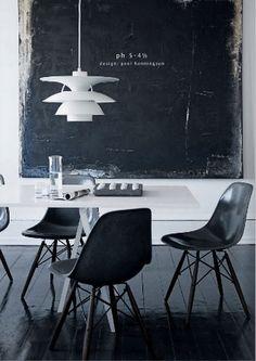 Eames, Louis Poulsen, minimalism.