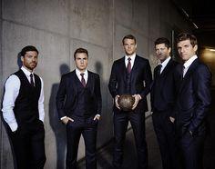 El equipo FC Bayern München vestirá  GiorgioArmani en eventos de la  temporada de fútbol Otoño 8a52aa68c9f