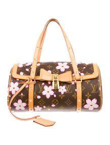 Louis Vuitton Cherry Blossom Papillon Louis Vuitton Cherry Blossom ae16b9d94de36